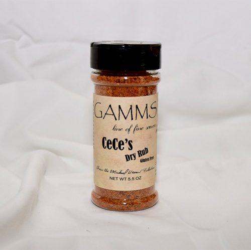 GAMMS Dry Rub